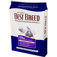 Dr. Gary's Best Breed Holistic Grain-Free All Life Stages Dry Cat Food, 15-lb bag
