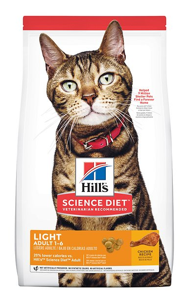 Hills Science Diet Cat Food Review