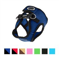 Puppia Soft Vest Dog Harness B, Royal Blue, Medium