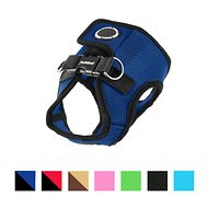 Puppia Soft Vest Dog Harness B, Royal Blue, Large