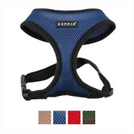Puppia Soft Dog Harness A, Royal Blue, Medium