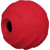 Jolly Pets Tuff Tosser Dog Toy, 4-in