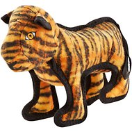 Tuffy's Zoo Tiger Dog Toy, Jr