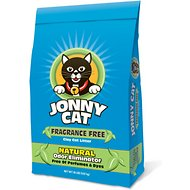 Jonny Cat Fragrance Free Cat Litter, 20-lb bag