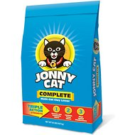 Jonny Cat Complete Multi-Cat Clay Cat Litter, 20-lb bag