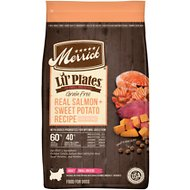 Merrick Lil' Plates Grain-Free Real Salmon + Sweet Potato Recipe Small Breed Dry Dog Food, 4-lb bag