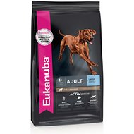 Eukanuba Large Breed Adult Lamb & Rice Formula Dry Dog Food, 30-lb bag