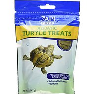 API Aquatic Turtle Floating Stick Treats, 2-oz