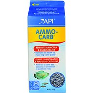 API Ammo-Carb Activated Filter Media for Carbon & Ammonia Removal, 40-oz carton