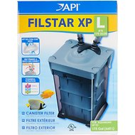 API Filstar XP Canister Aquarium Filter, Large