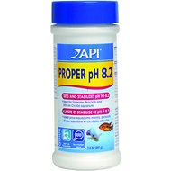 API Proper pH 8.2 Aquarium Water Treatment, 7.1-oz bottle
