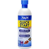 API Quick Start Aquarium Water Conditioner, 16-oz bottle