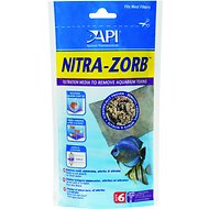 API Nitra-Zorb Filtration Media to Remove Aquarium Toxins, Size 6