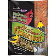 Brown's Bird Lover's Blend All Seasons! Banquet Wild Bird Food, 10-lb bag