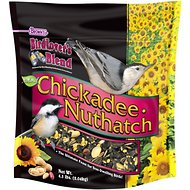 Brown's Bird Lover's Blend Chickadee Nuthatch Wild Bird Food, 4.5-lb bag