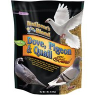 Brown's Bird Lover's Blend Dove, Pigeon & Quail Blend Bird Food, 5-lb bag