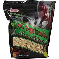 Brown's Bird Lover's Blend No Squirrels...Just Birds! Wild Bird Food, 5-lb bag