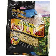 Brown's Bird Lover's Blend Real! Fruit & Nut Wild Bird Food, 4-lb bag