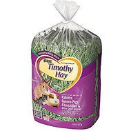 CareFresh Timothy Hay Small Animal Food, 90-oz bag
