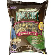 Brown's Encore Classic Natural Parrot Bird Food, 4-lb bag