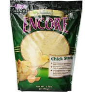 Brown's Encore Natural Chick Starter Baby Chicken Feed, 7-lb bag