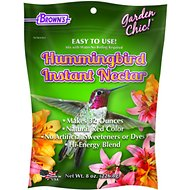 Brown's Garden Chic! Hummingbird Instant Nectar Hummingbird Food, 8-oz bag