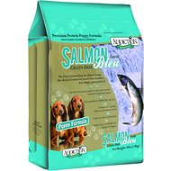 Addiction Grain-Free Salmon Bleu Puppy Dry Dog Food, 4-lb bag