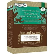 Addiction New Zealand Forest Delicacies Dehydrated Dog Food, 2-lb box