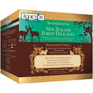 Addiction New Zealand Forest Delicacies Dehydrated Dog Food, 8-lb box