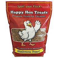 Happy Hen Treats Mealworm Frenzy Treats for Chickens, 30-oz bag