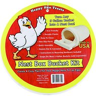 Happy Hen Treats Nest Box Bucket Kit