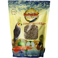 Caitec Oven Fresh Bites Small Parrot Food, 1.75-lb bag