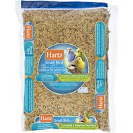 Hartz Universal Diet Small Bird Food, 2-lb bag