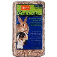 Hartz Natural Red Cedar Small Animal Bedding & Litter, 25.6-liter