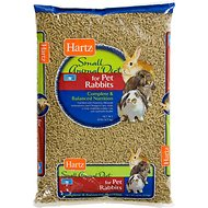 Hartz Small Animal Diet Rabbit Food, 10-lb bag