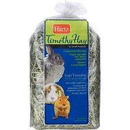 Hartz Timothy Hay Small Animal Food, 10-oz bag