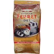 Marshall Premium Ferret Food, 7-lb bag