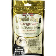 Marshall Uncle Jim's Original Duk Soup Mix Food Supplement & Dietary Aid for Ferrets, 4.5-oz bag