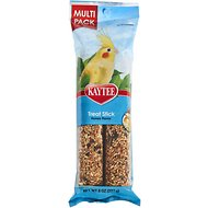 Kaytee Forti Diet Pro Health Honey Cockatiel Treat Sticks, 2 count