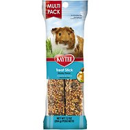 Kaytee Forti-Diet Pro Health Honey Guinea Pig Treat Sticks, 7.2-oz