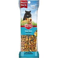 Kaytee Forti-Diet Pro Health Honey Hamster & Gerbil Treat Sticks, 8-oz