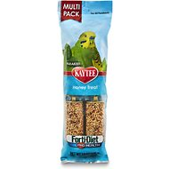 Kaytee Forti Diet Pro Health Honey Parakeet Treat Sticks, 4 count