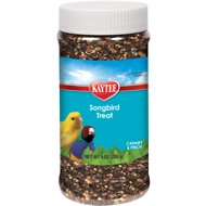 Kaytee Forti-Diet Pro Health Songbird Treats, 9-oz jar
