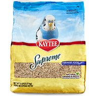 Kaytee Parakeet Bird Food, 5-lb bag