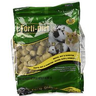 Kaytee Forti-Diet Mouse, Rat & Hamster Food, 2-lb bag