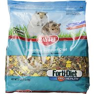 Kaytee Forti-Diet Pro Health Hamster & Gerbil Food, 5-lb bag