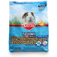 Kaytee Forti-Diet Pro Health Guinea Pig Food, 5-lb bag