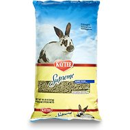 Kaytee Supreme Fortified Daily Diet Rabbit Food, 10-lb bag