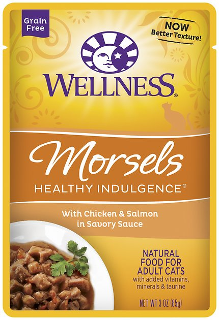 Wellness Healthy Indulgence Cat Food Pouches Reviews