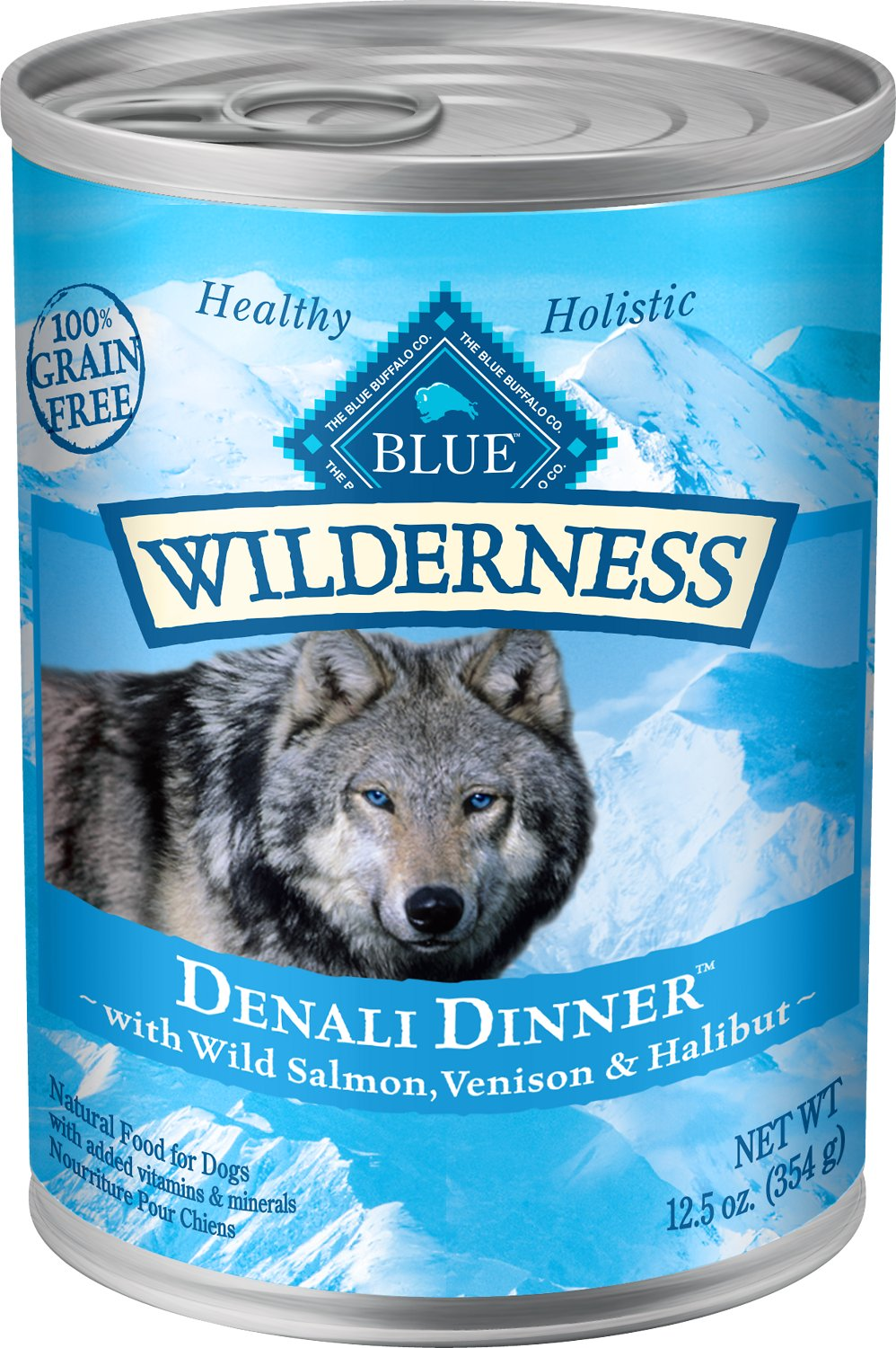 blue canned dog food